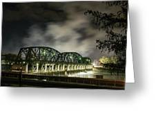 Lock 8 Erie Canal Greeting Card
