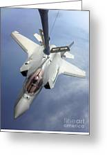 Lockheed Martin F-35 Lightning II, 2016 Greeting Card
