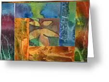Log Cabin 6008 Greeting Card
