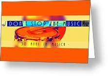 Logo Rullante Hd Greeting Card