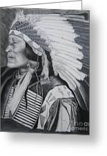 Lokata Chief Greeting Card