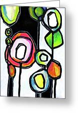 Lollipop Forest Greeting Card