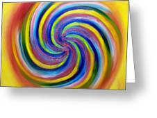 Lolly Pop Greeting Card