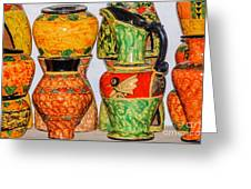 Lombok Pottery Greeting Card