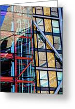 London Bankside Architecture 1 Greeting Card