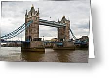 London Bridge 1 Greeting Card