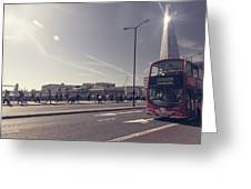 London Bridge Greeting Card