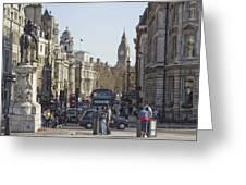 London Friends Greeting Card
