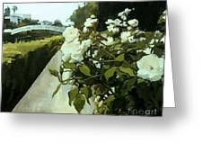Londres Rose Ponts Greeting Card