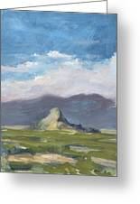 Lone Butte Greeting Card