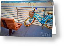 Long Beach Cruiser Greeting Card