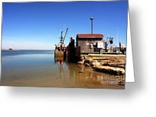 Long Beach Island Bay Greeting Card