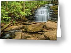 Long Creek Falls Greeting Card