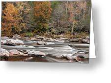 Chattooga River 14 Greeting Card