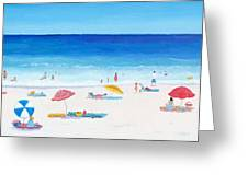 Long Hot Summer Greeting Card