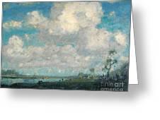 Long Point Marsh Greeting Card