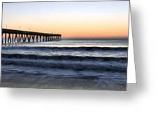 Long View Greeting Card by JC Findley