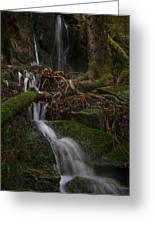 Longexposure Water Greeting Card