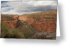 Longs Canyon 0145 Greeting Card