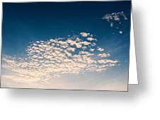 Look At Sky Greeting Card