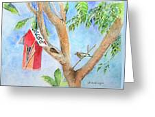 Looking For A Home Greeting Card