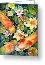 Looking For Lunch II Greeting Card by Ann  Nicholson