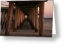 Looking Into Infinity Greeting Card