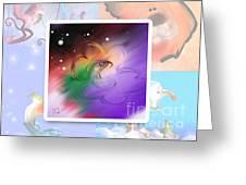 Looks Like Me Greeting Card