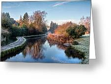 Loose Mill Pond Greeting Card