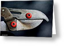 Lopper Bird Greeting Card