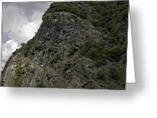 Loreley Rock 17 Greeting Card