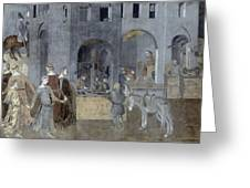 Lorenzetti: Good Govt Greeting Card