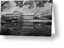 Loretta Lynn's Gritt Mill Greeting Card