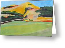 Los Alamos Valley Iv Greeting Card