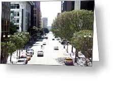 Los Angeles 0591 Greeting Card