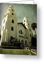 Beverly Hills Church Greeting Card
