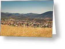 Los Navalucillos 03 Greeting Card