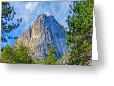 Lost Arrow Spire Greeting Card