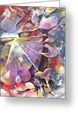 Lost Butterflys Greeting Card