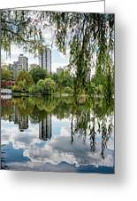 Lost Lagoon, Vancouver Greeting Card