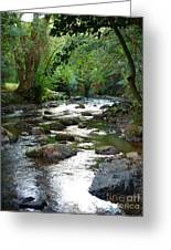Lost River Greeting Card