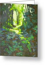 Lothlorian Wood Greeting Card