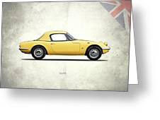 Lotus Elan 1963 Greeting Card