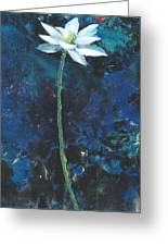 Lotus IIi Greeting Card