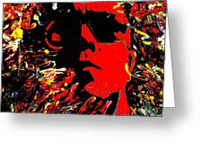 Lou Reed Greeting Card