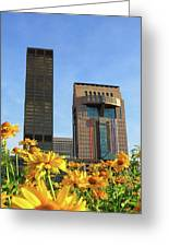Louisville Floral Greeting Card