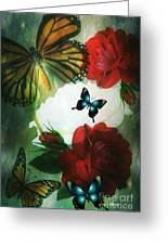 Love Blossoms Greeting Card