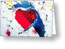 Love Fool Greeting Card