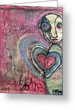 Love In All Things Greeting Card
