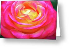 Love In Bloom Greeting Card